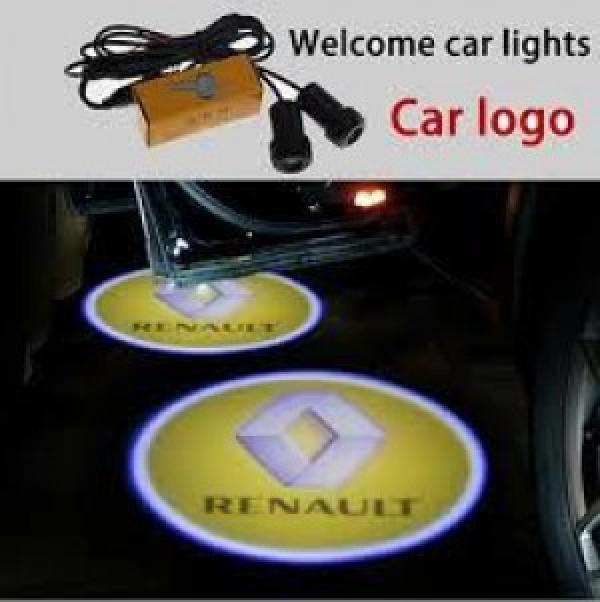 لوگو LED زیر درب تندر90