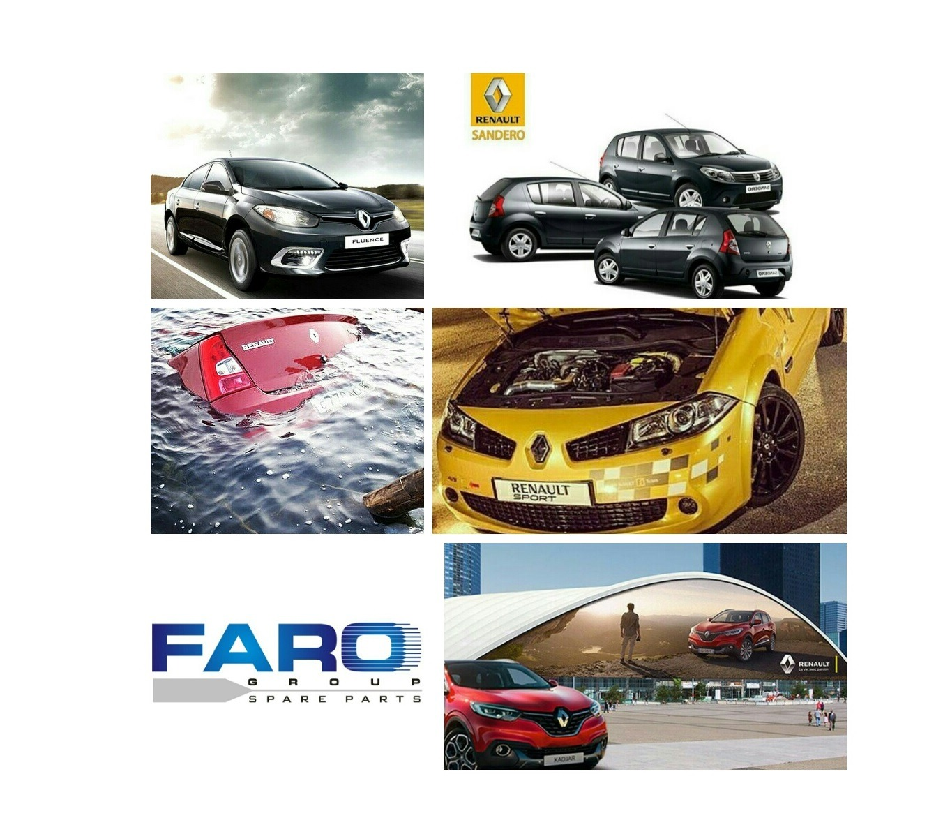 FARO for RENAULT