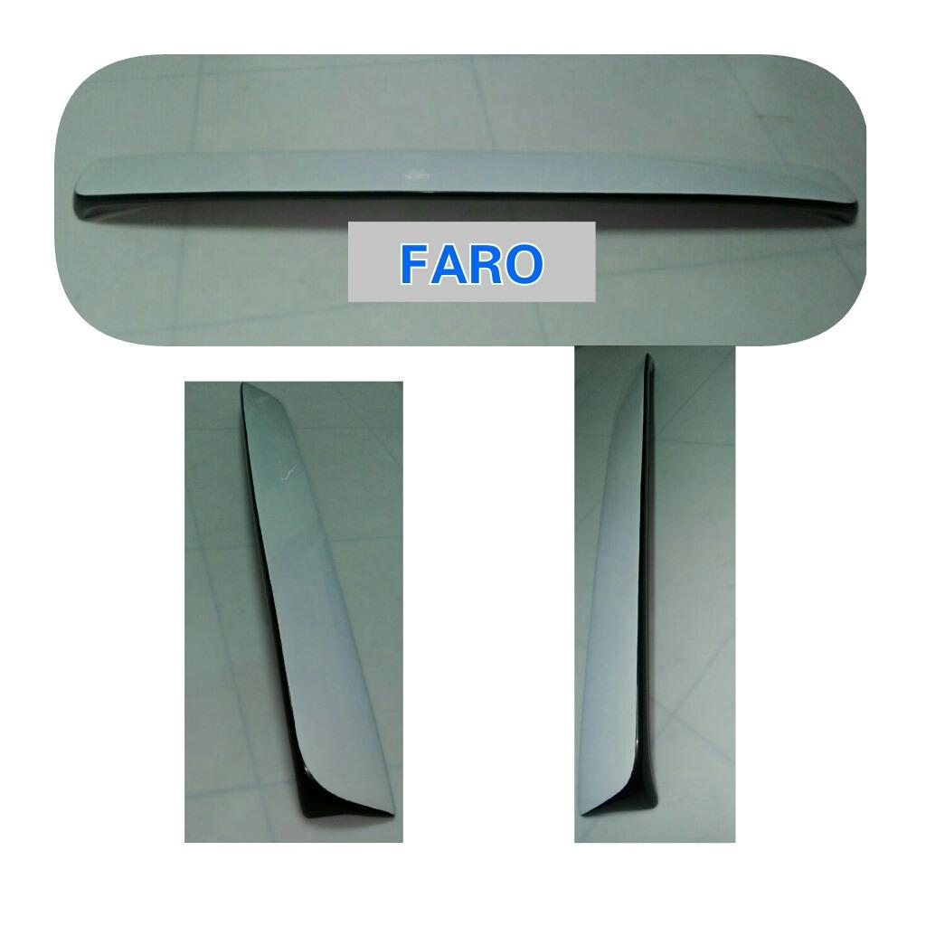 بال صندوق عقب رنو ساندرو با رنگ ترکیبی (سفید مشکی) و (نقره ای مشکی) با برند FARO