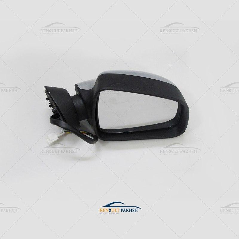 آینه جانبی برقی رنو ساندرو راست - نقره ای