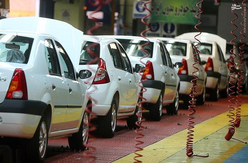 ادامه تولید خودرو رنو برای خودرو سازان ایرانی