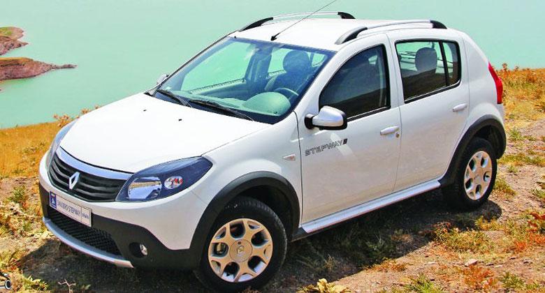 رنو ساندرو خودرویی برای انواع سلیقه ها
