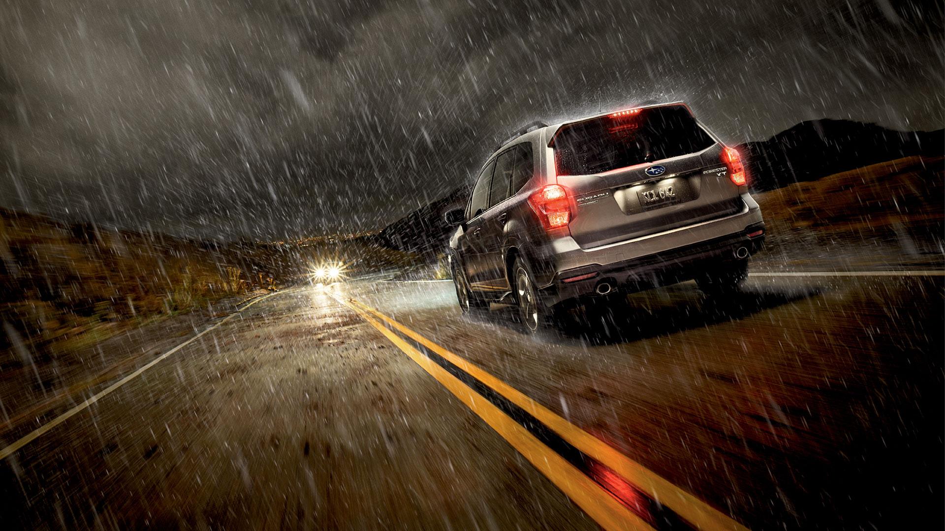 ماشین شما و بارندگی هوا