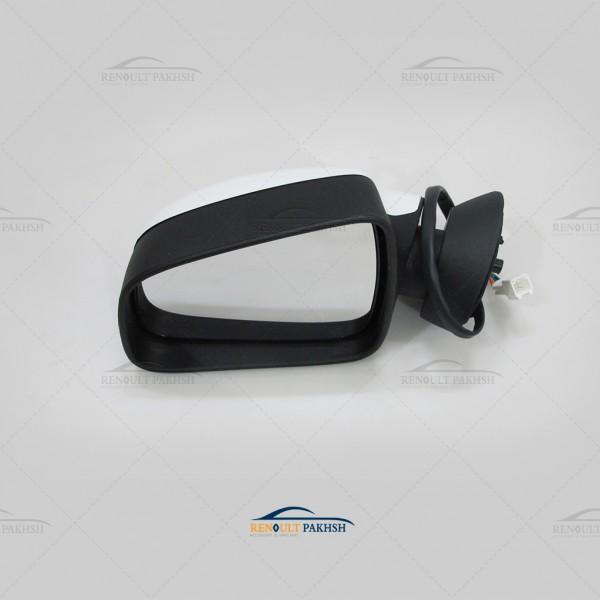 آینه چپ تندر90- مدل پرستیژ -سفید