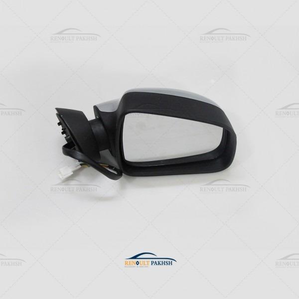 آینه راست تندر90- مدل پرستیژ -نقره ای