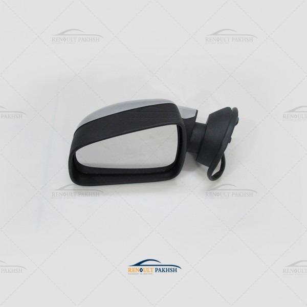 آینه چپ تندر90- مدل پرستیژ -نقره ای