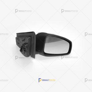 آینه بغل تاشو برقی فلوئنس چپ